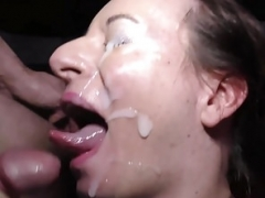 german deepthroat queen backdoor banged
