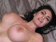 Gorgeous busty Milf London Jolie