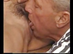 Grandpa & Lisa By Snahbrandy