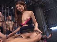 Кончили внутрь, Секс без цензуры, Японки