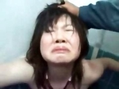 Far eastern School Girl Gets Gang Banged By A Huge Group Of Dudes
