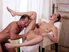 Oil, rough sex, bunch of orgasms