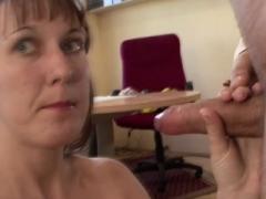 Attractive Schoolgirl entice to Fuck by Stranger in Homemade Clip