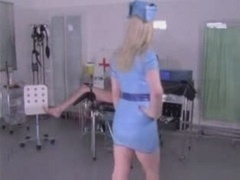 Twisted Nurse Fetish Male...