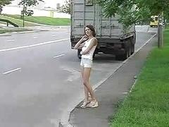 Проститутка, Русские