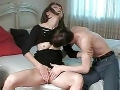 Hot French Mum Lets Dude Have His Way
