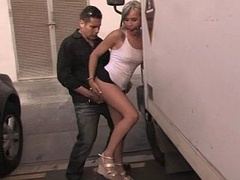 Leyla Black gets it in public places