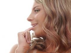 Big-breasted exgirlfriend sucks before doggystyle