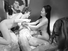 Sexy Lady strips naked just for You (1960s Vintage)