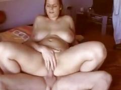 Weighty ass big tits fuck