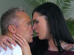 Unbelievable stepdaughter fucked in missionary