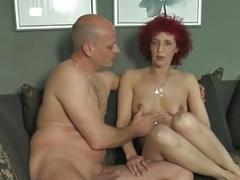 Redhead german floozy