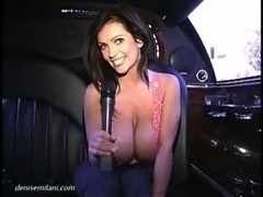 Denise Milani Day At The Beach