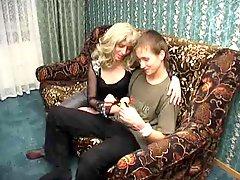 Russian mom needs son