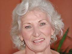 Granny Norma got her fuck hole fucked hard