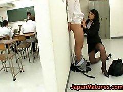 Natsumi kitahara butthole licking some lad part5