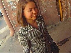 Enthousiasteling, Blond, Klein, Gezichtspunt, Realiteit, Russisch, Tiener