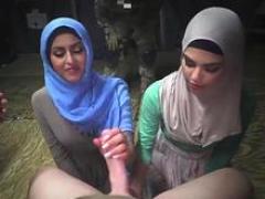Arabe, Mamada, Adolescente