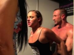 Sizeable Dick Emilio Fucks Amirah In Closet