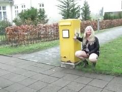 ドイツ人, 放尿