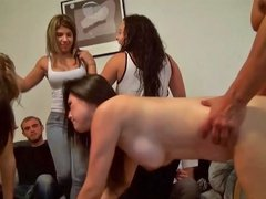 Gabby Vega and Kennedy Leigh join Linda Lay for orgy