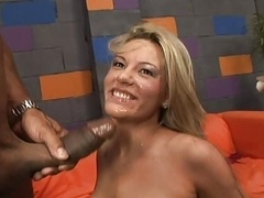 White Babes In The Hood -  - Black on White sex