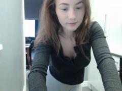Eve 074 brunette broad solitary