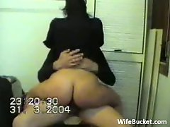 Italian couple homemade get down and dirty