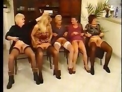 German Grannies Have Fine Group orgy By Fdcrn