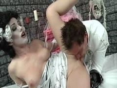 The Bride Of Frankenstein...