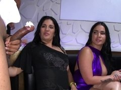 Leie, Grosser arsch, Blondine, Interrassisch, Latina