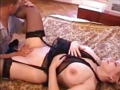 Moden Kvinde and plus Ung Fyr (Danish Title)(Not Danish Porn) 7