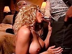 Large Tit Blonde Housewife Swinger Bang With Stranger
