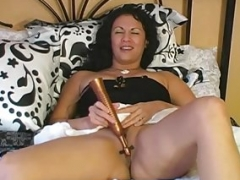 Enthousiasteling, Masturbatie