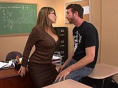 Hembra, Sexo duro, Madres para coger, Oficina, Maestra