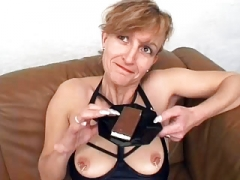 Anal, Allemand, Mature anale