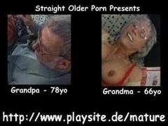 Grandpa and moreover Grandma