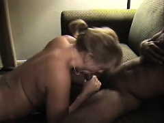 Homemade grown-up inexperienced slut doing a sizeable cock