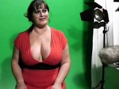 Belle grosse femme bgf, Brunette brune, En levrette, Européenne, Grosse, Réalité