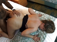 Cuckold Wife Banging Stranger in Hotel