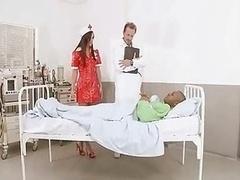 Alisya Is A  Nurse