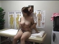 Japanische massage, Massage
