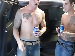 Red Neck Truck Fuck - Coin Toss