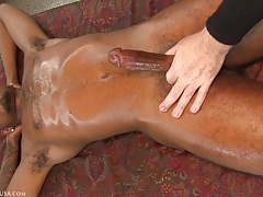 I did go down & orally stimulate his taint