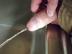Pissing and cumming are work