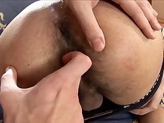 Hot muscle guy fucks twink - Part 2 at BareSexyBoys.com