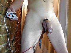part.1 electro cock rosebud anal pleasure prostate