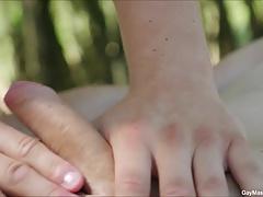 Outdoor Full Body Massage Gay Sex