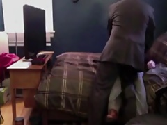 Guys in suits fucking
