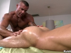 Trace Michaels and Sean Slater enjoy pounding each other's gay butts